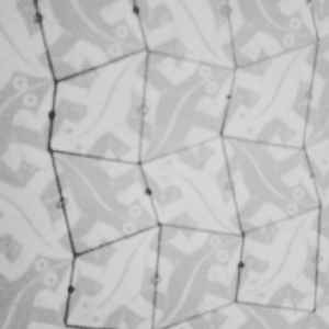 Escher symmetry